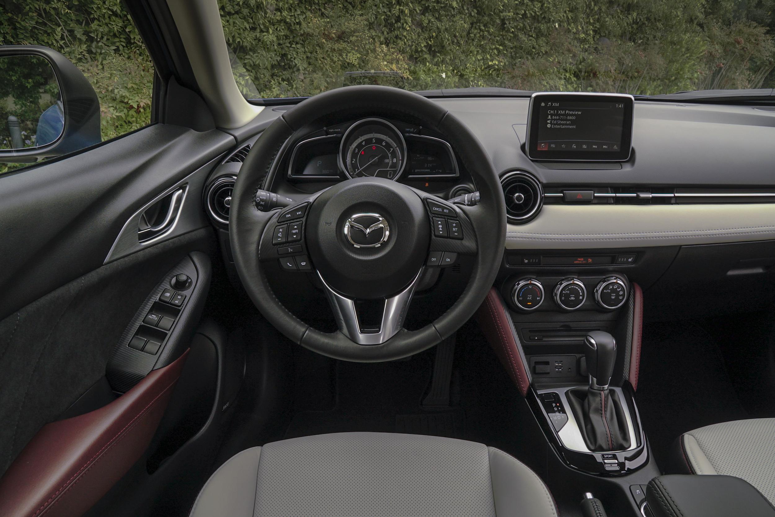 Mazda CX-3 Inteior 3