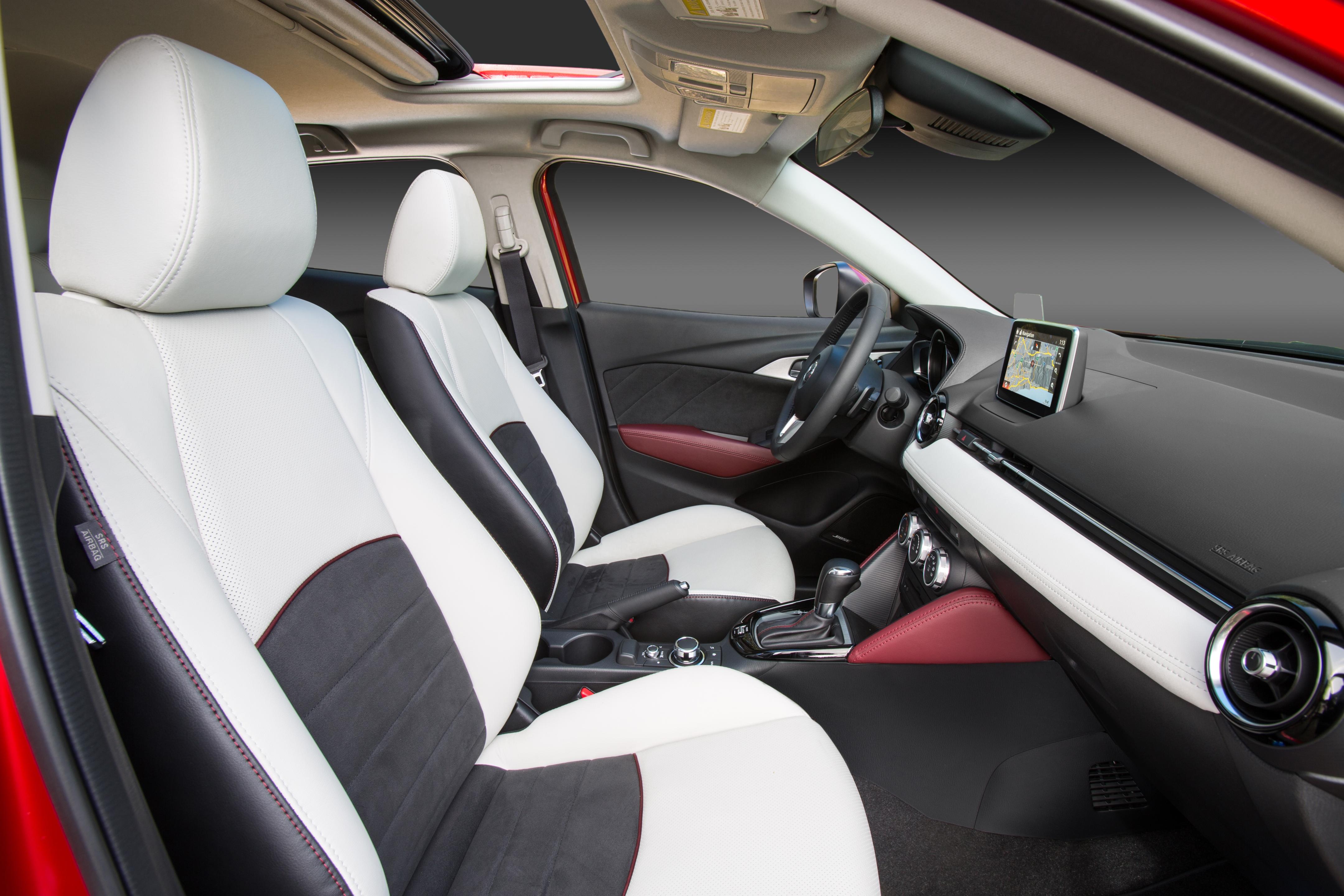 Mazda CX-3 Interior 1