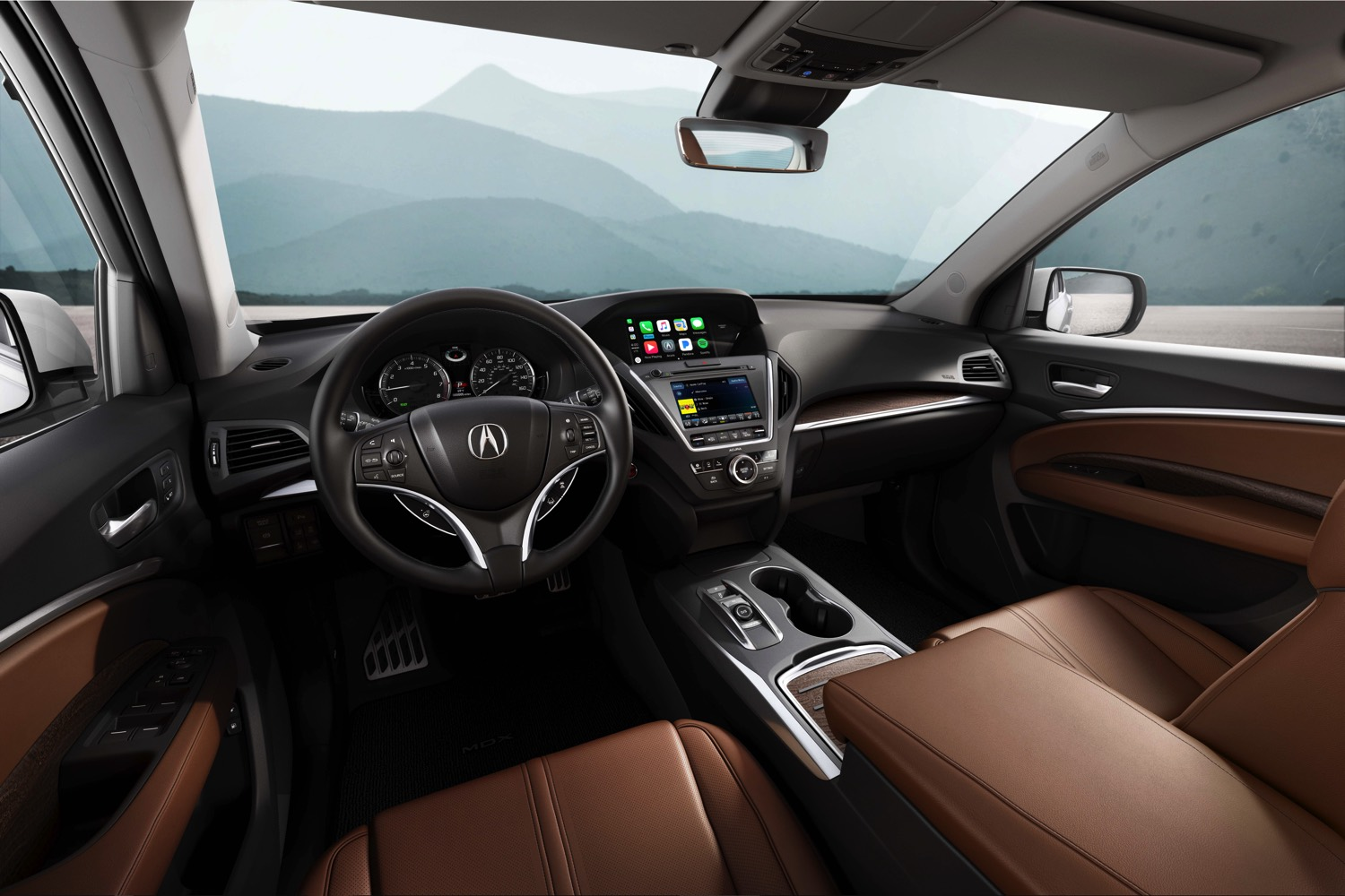 02 – 2018 Acura MDX with Advance Package