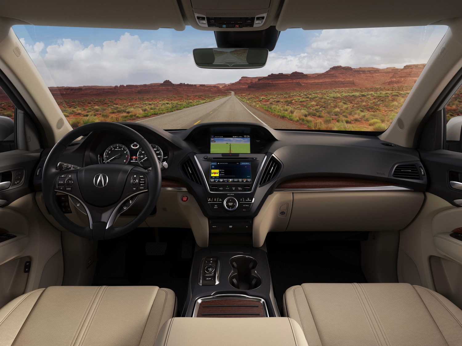 03 – 2018 Acura MDX with Advance Package