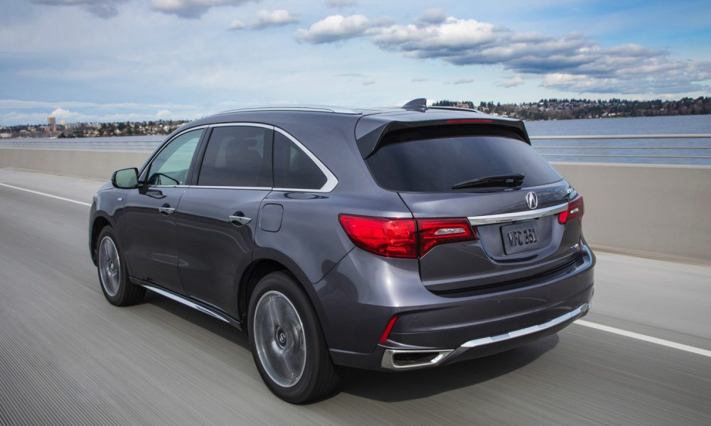 2017 Acura MDX Hybrid Review - Strong, Efficient, Luxury | txGarage