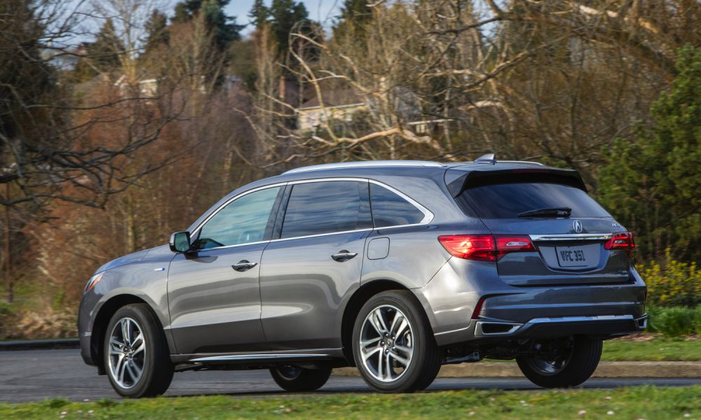 2017 acura mdx hybrid review strong efficient luxury txgarage. Black Bedroom Furniture Sets. Home Design Ideas