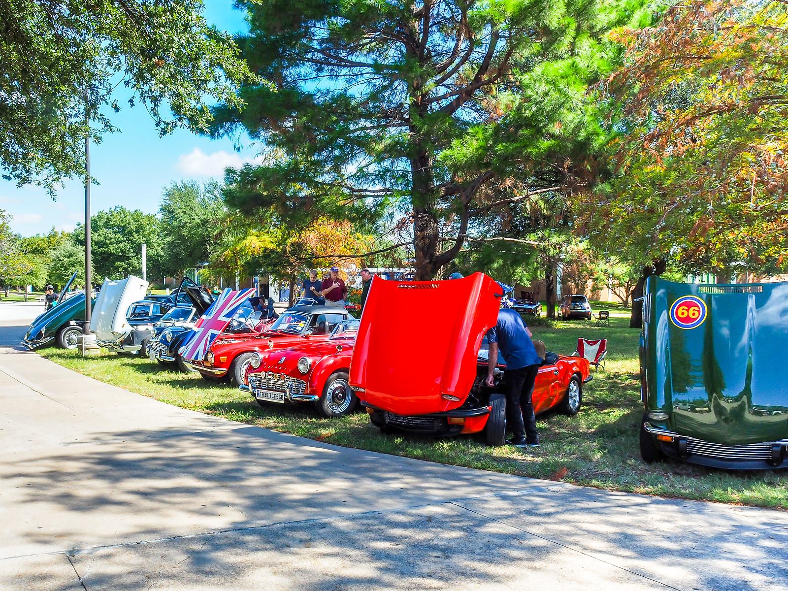 Red River European Car Show 10-7-17