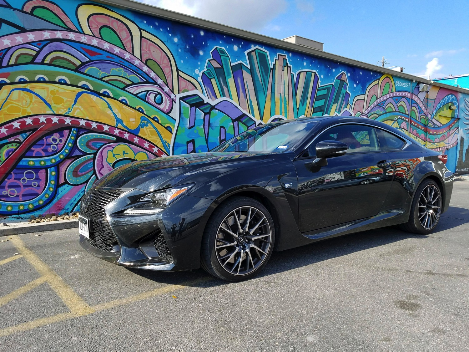 2017 Lexus Rc F Muscle Of The Rising Sun Txgarage