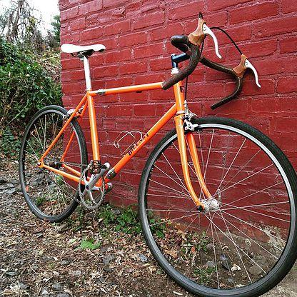 Bilenky Travel Bike