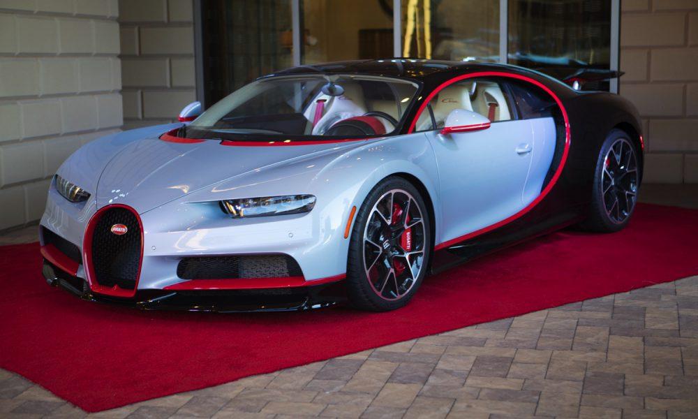 Honda Dealership Dallas Tx >> The 1-of-1, $3.4-million dollar Bugatti Chiron - Dallas, TX | txGarage
