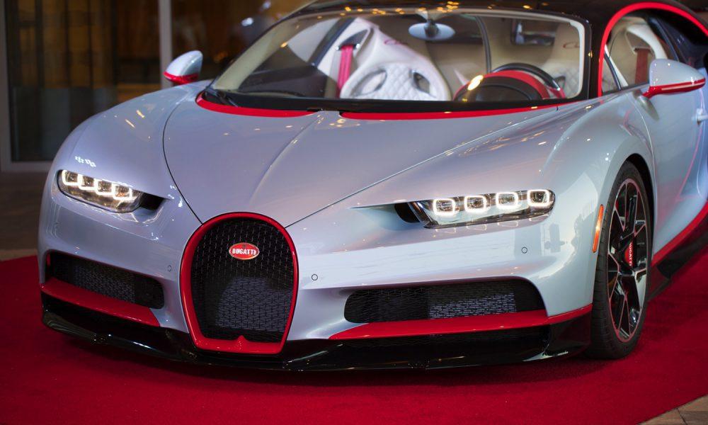 The 1 Of 1 3 4 Million Dollar Bugatti Chiron Dallas