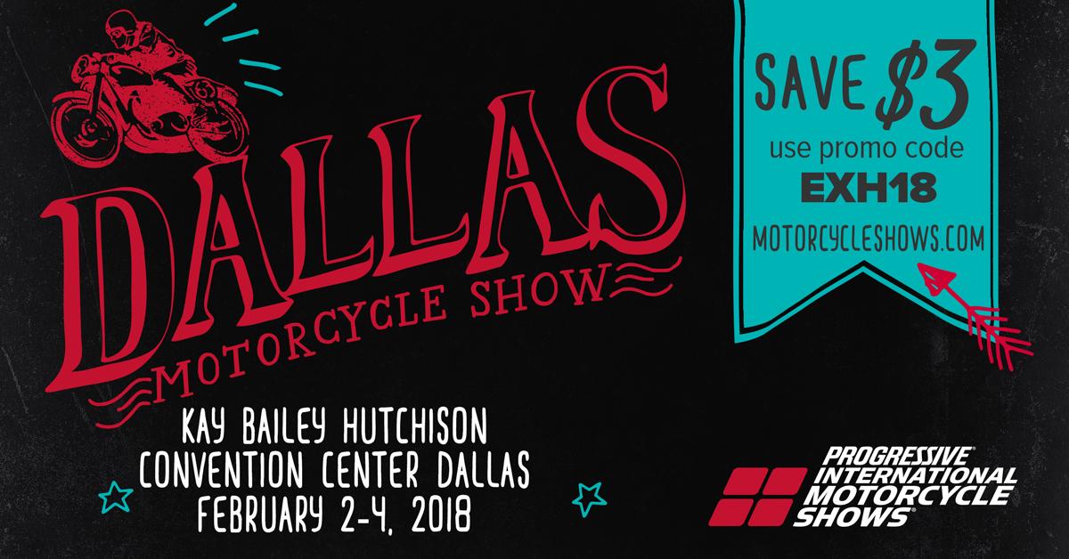Progressive International Motorcycle Show Kicking The