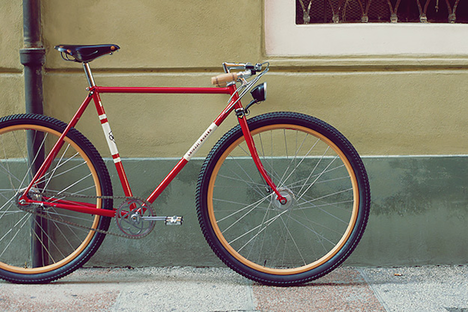 Chiossi commuter, courtesy of Cycle EXIF