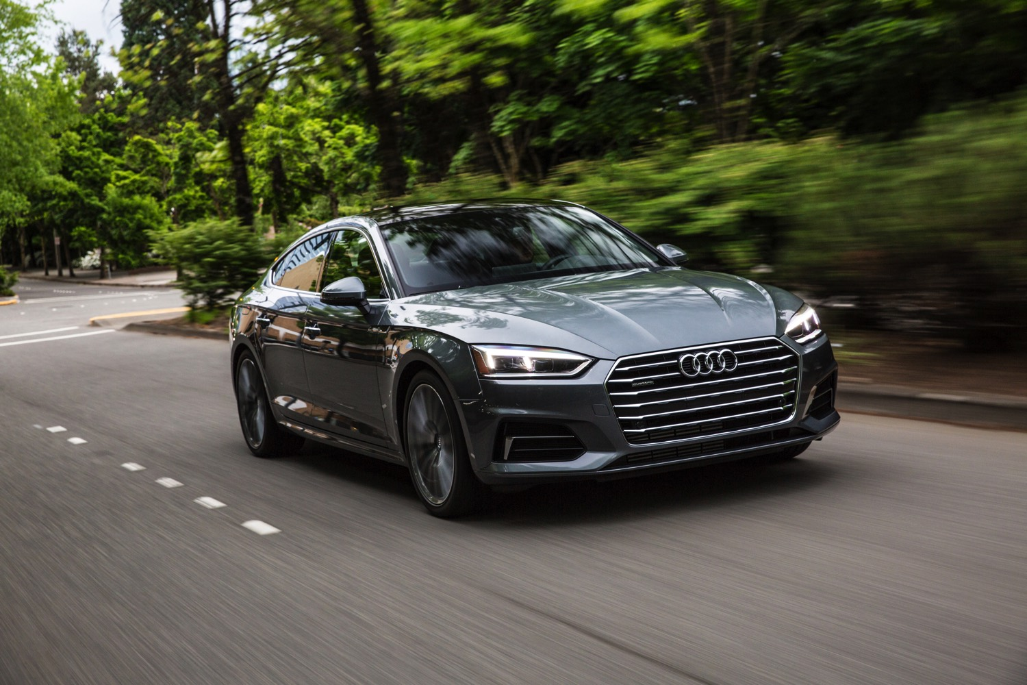 Audi's A5 Sportback | Hope lives in its audacity | txGarage