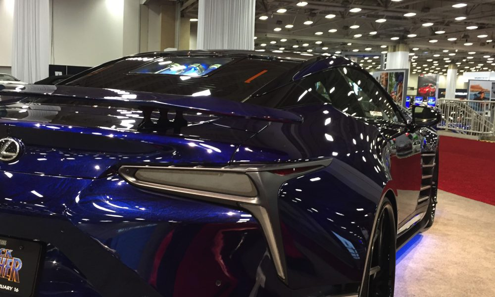 Ford Dealerships In Dfw >> It's Showtime! The 2018 Dallas Auto Show Recap   txGarage