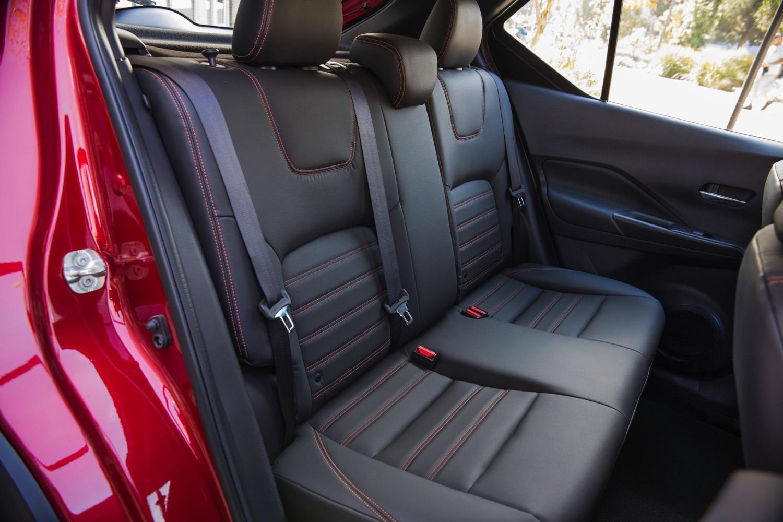 2018 Nissan KICKS_Interior