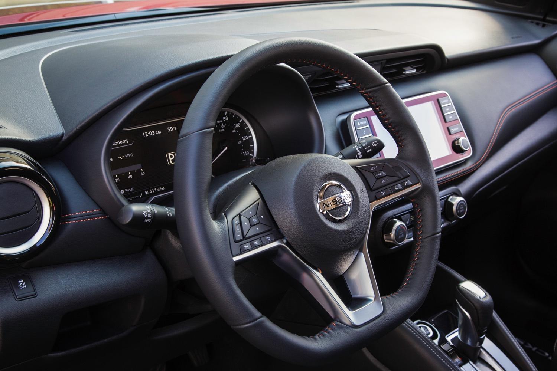 2018 Nissan KICKS_Interior2
