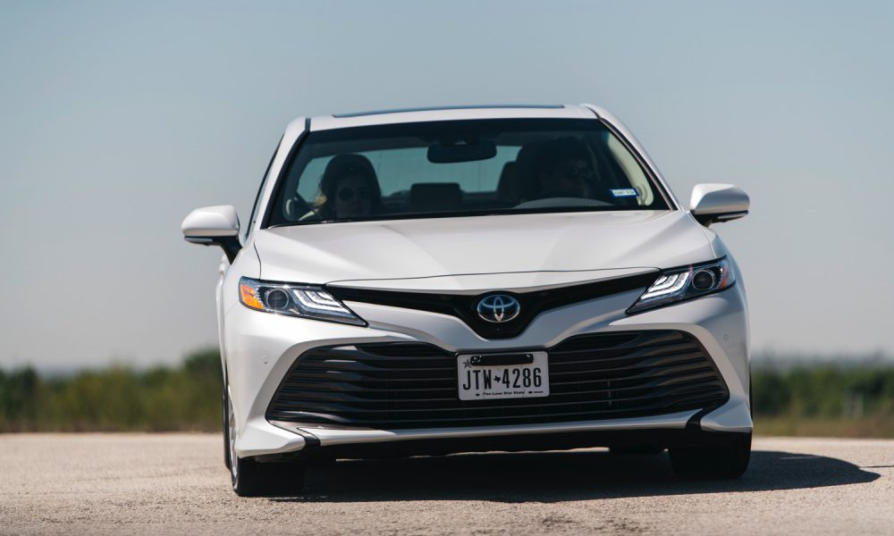2019 Toyota Avalon at the TX Auto Roundup
