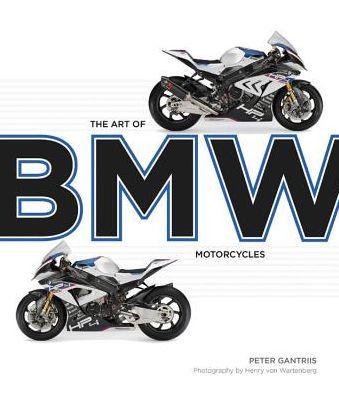 THE ART OF BMW MOTORCYCLES – GANTRIIS