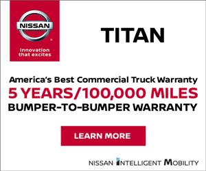 Texas Titan - Nissan Titan ad campaign
