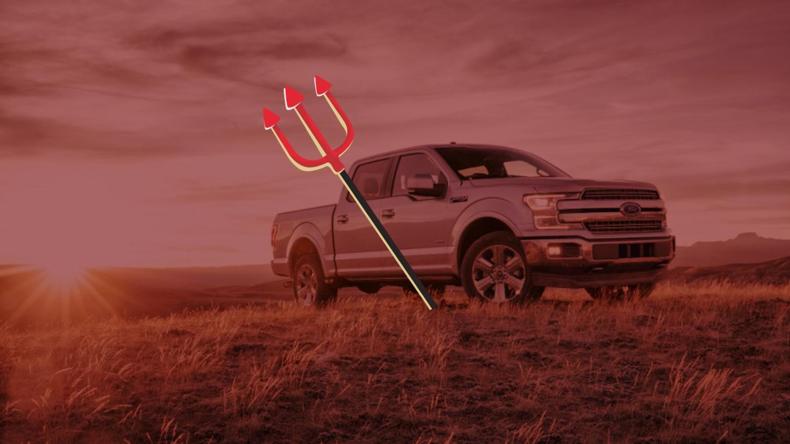 Evil Truck