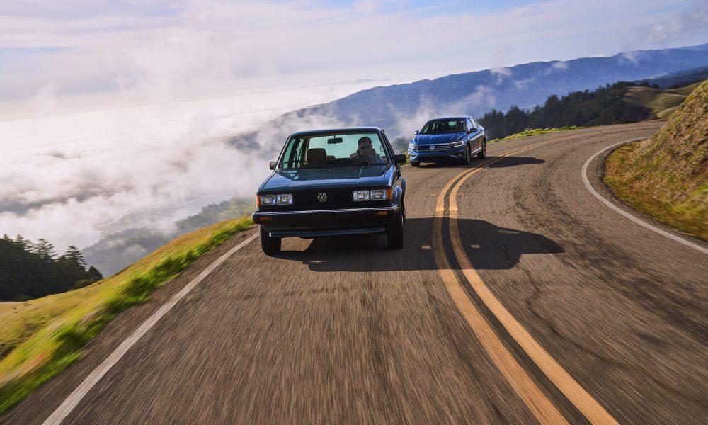 1982 Volkswagen Jetta vs 2019 VW Jetta