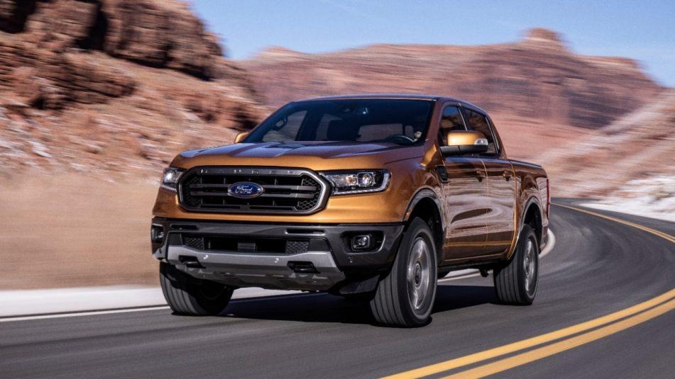 all-new 2019 Ford Ranger