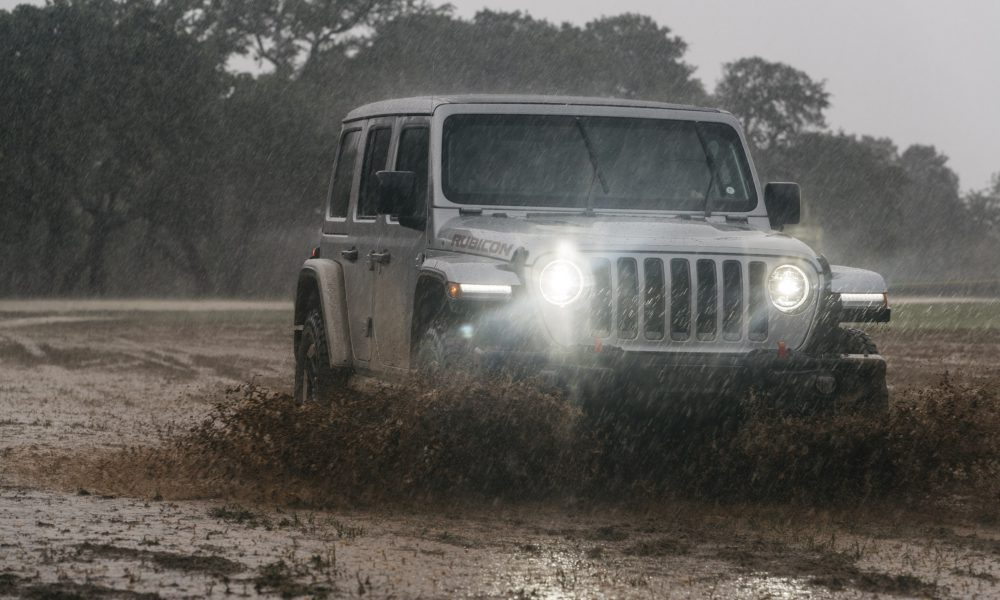 SUV of Texas Runner Up: 2018 Jeep Wrangler Rubicon