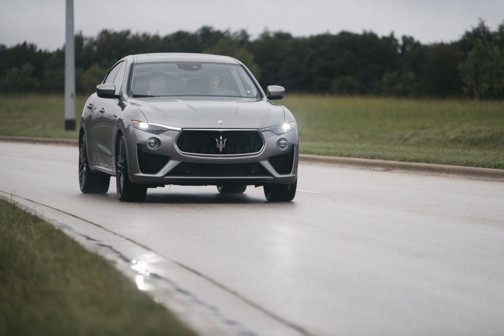 2019 Maserati Levante GTS won SUV of Texas