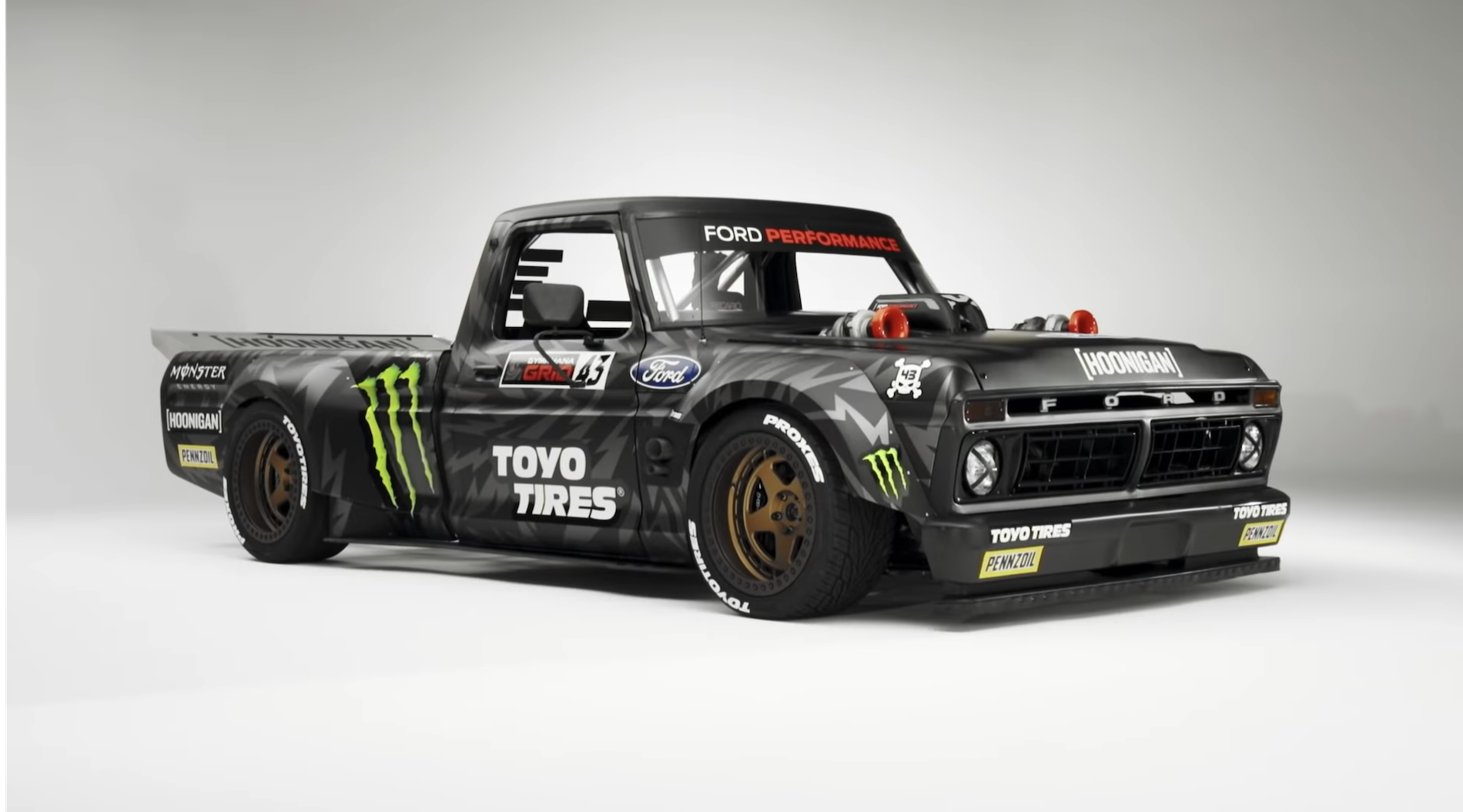 Ken Block Gets a New Hoonigan Pickup Truck – and 900HP | txGarage