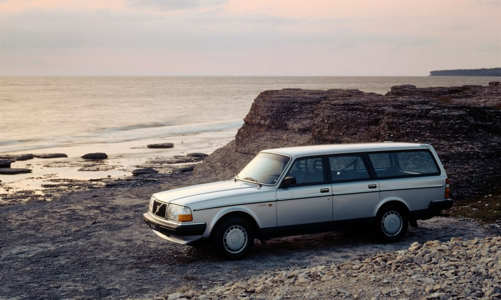 The Volvo 245 GL wagon
