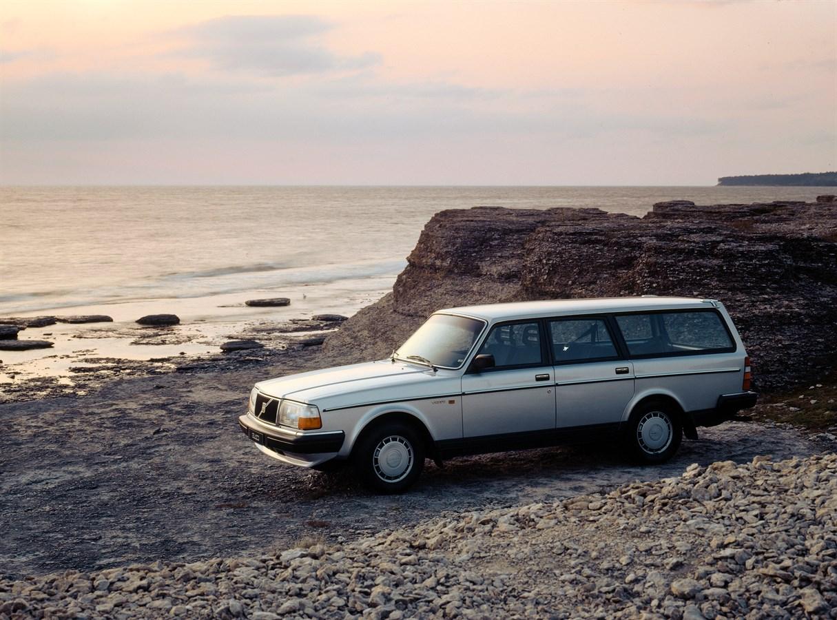 Volvo 245 GL Volvo