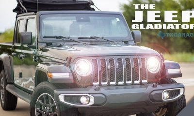 Jeep Gladiator Cover