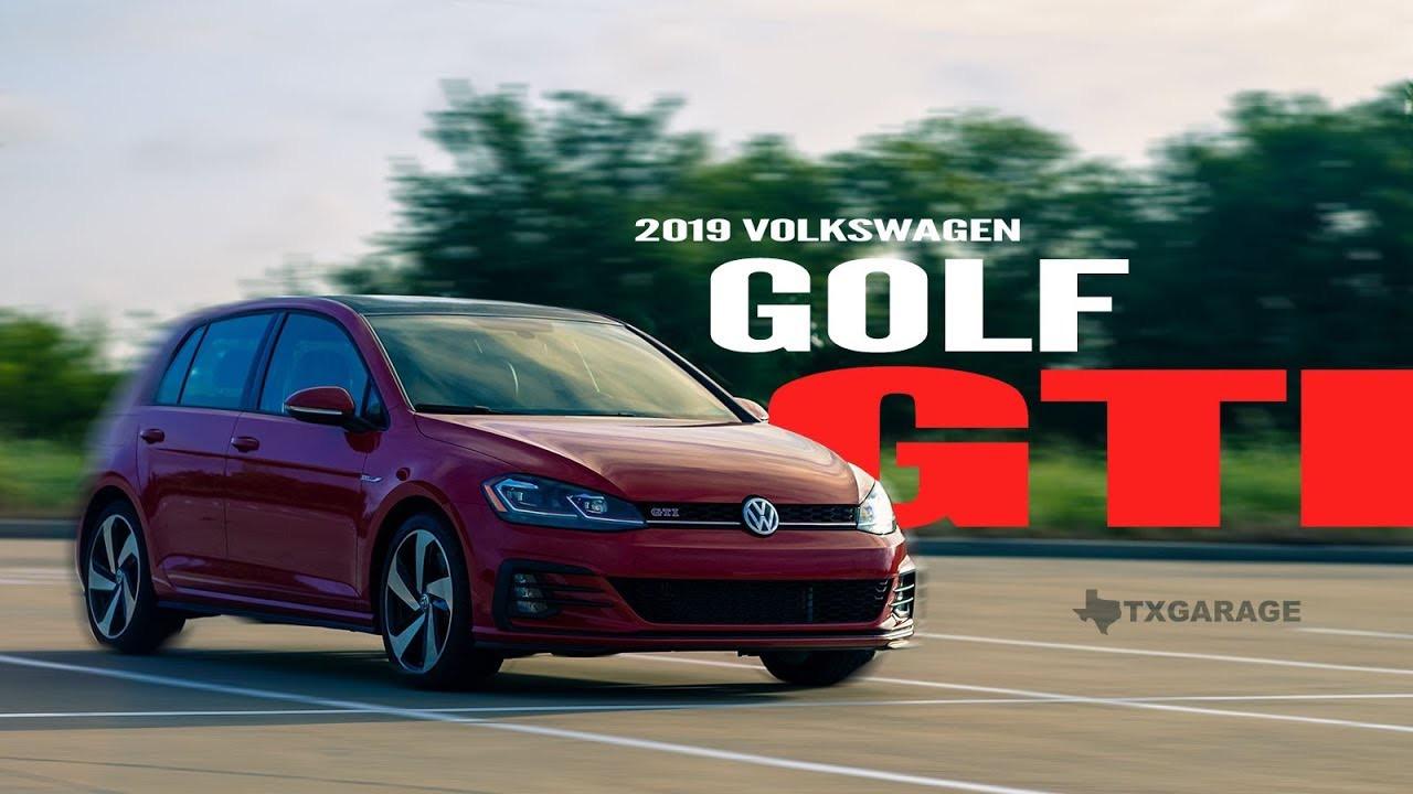 2019 Golf GTI SE