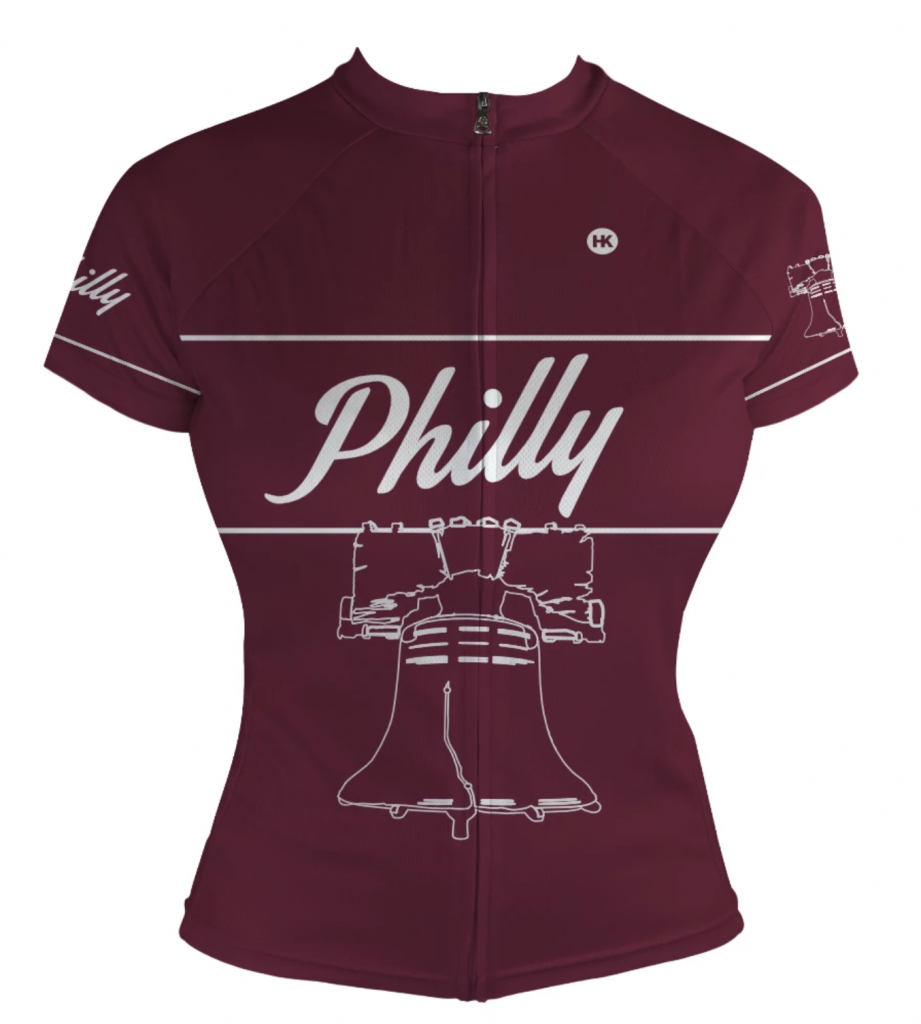 Hill Killer jersey - for Philly!