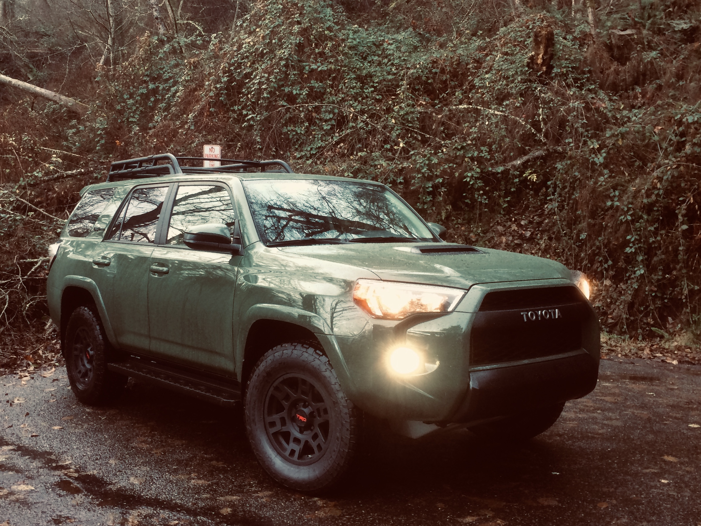Toyota S 4runner Trd Pro An Army Of One Txgarage
