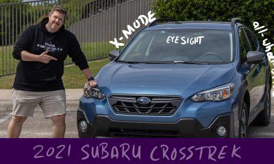 2021 Subaru Crosstrek Sport by TXGARAGE