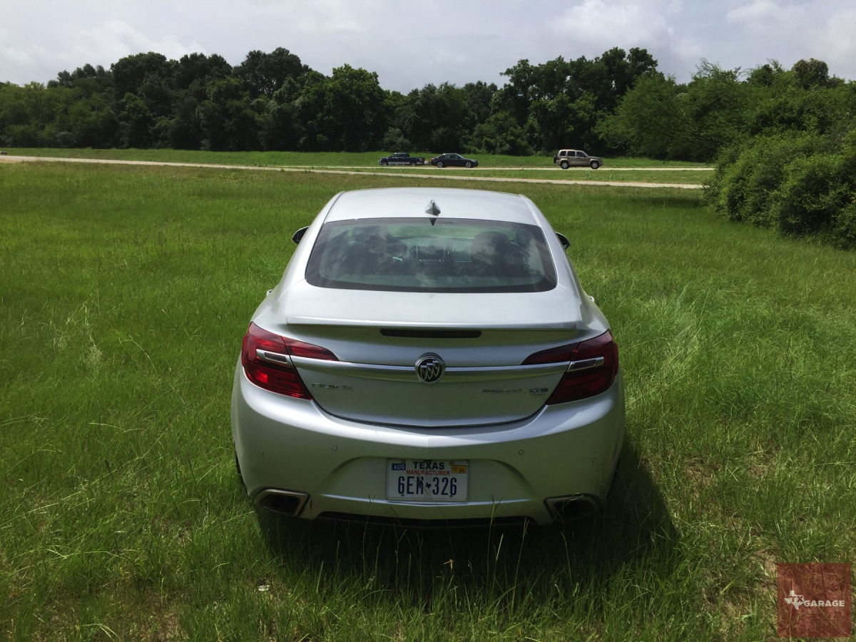 2016 Buick Regal Gs Awd Tailored Performance And Yeah Its A