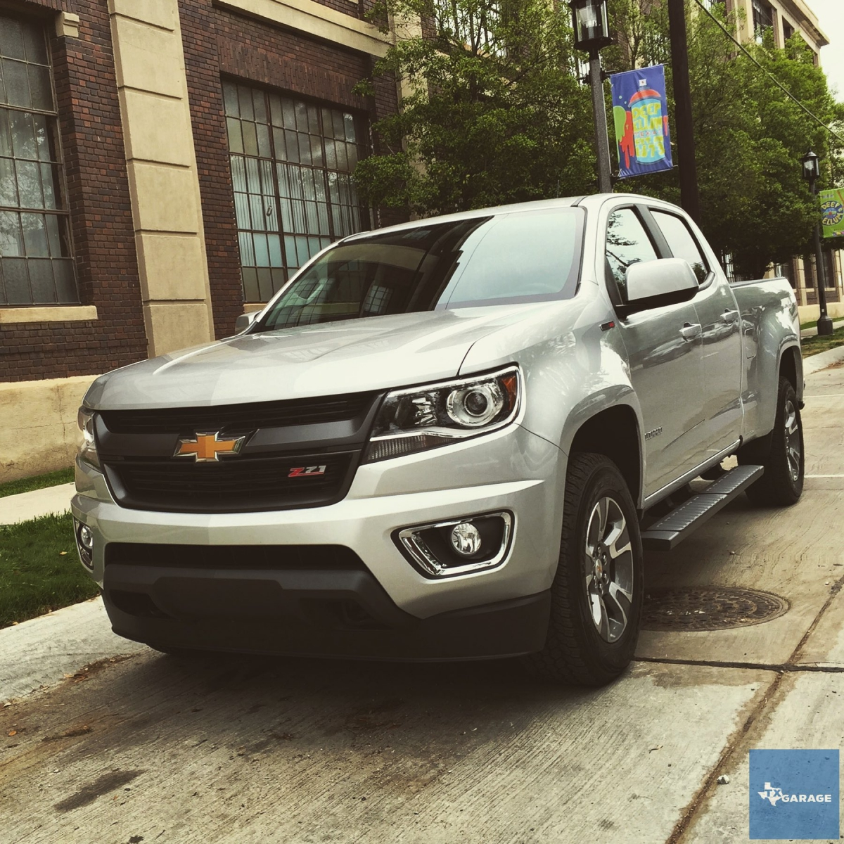 Chevy Dealership Dallas Tx >> 2016 CHEVY COLORADO DIESEL 4X4: (MORE THAN) FAIR TO MIDLAND | txGarage