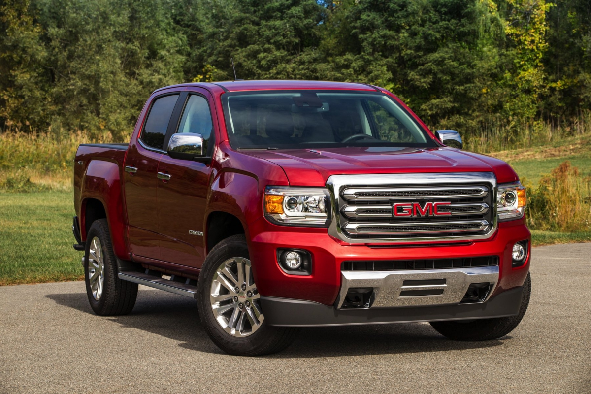 2016 gmc canyon diesel a grander canyon txgarage. Black Bedroom Furniture Sets. Home Design Ideas