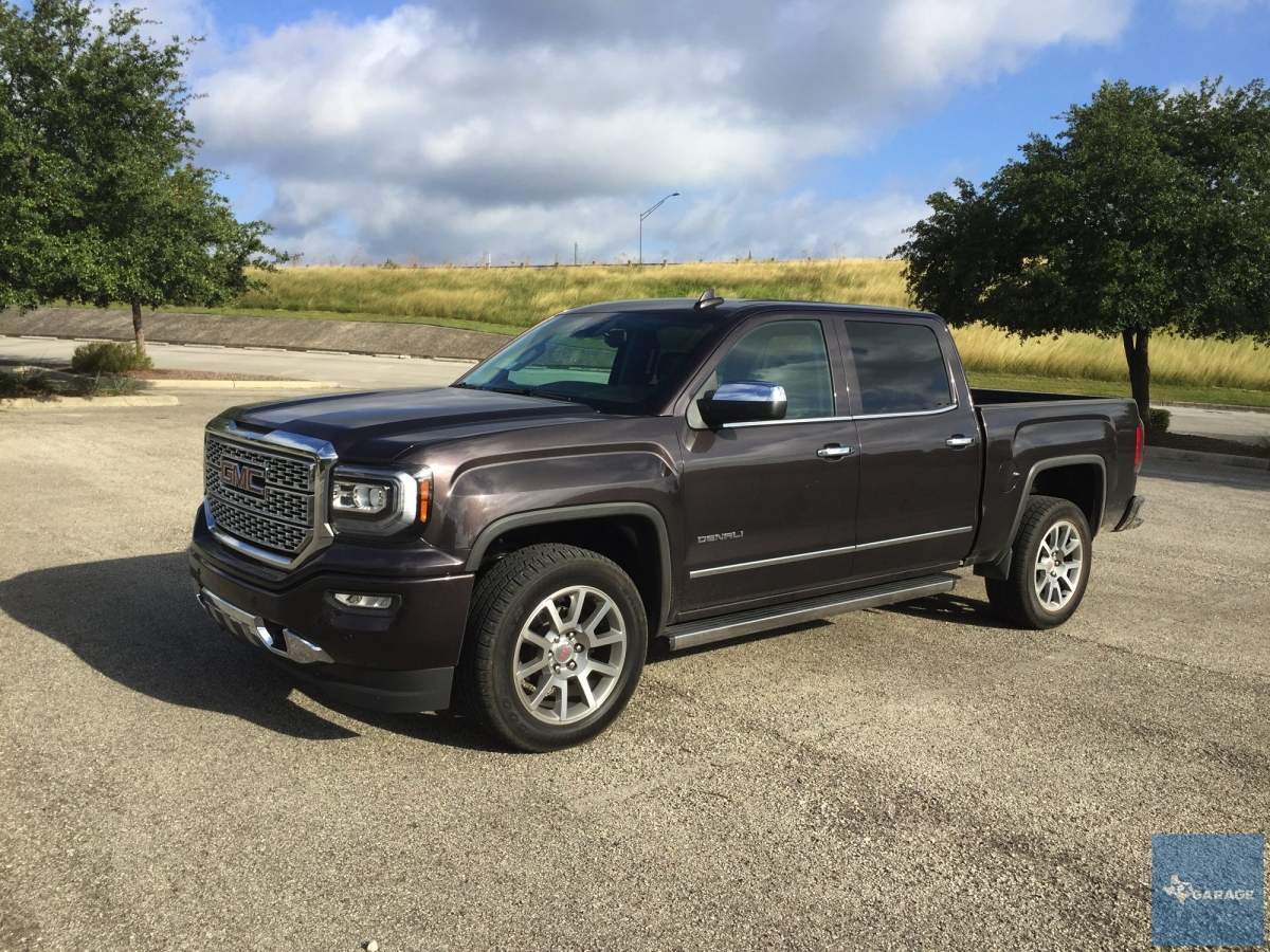 2016 gmc sierra denali a lumberjack in a three piece suit txgarage. Black Bedroom Furniture Sets. Home Design Ideas