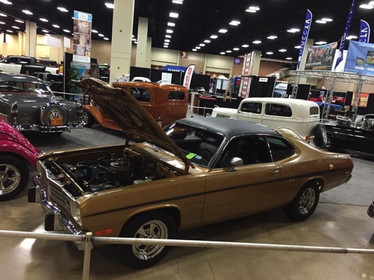 2016 San Antonio Auto Show   txGarage