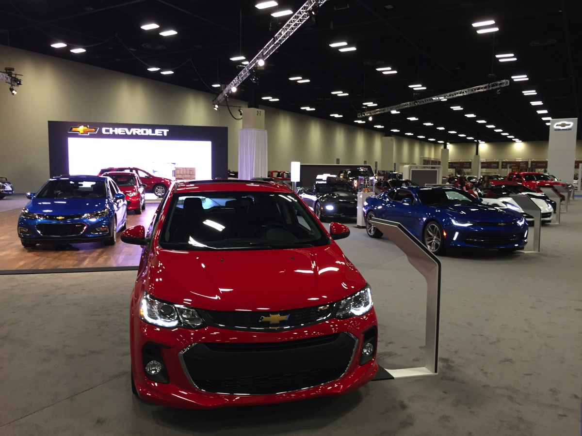 San Antonio Car Show  Convention Center