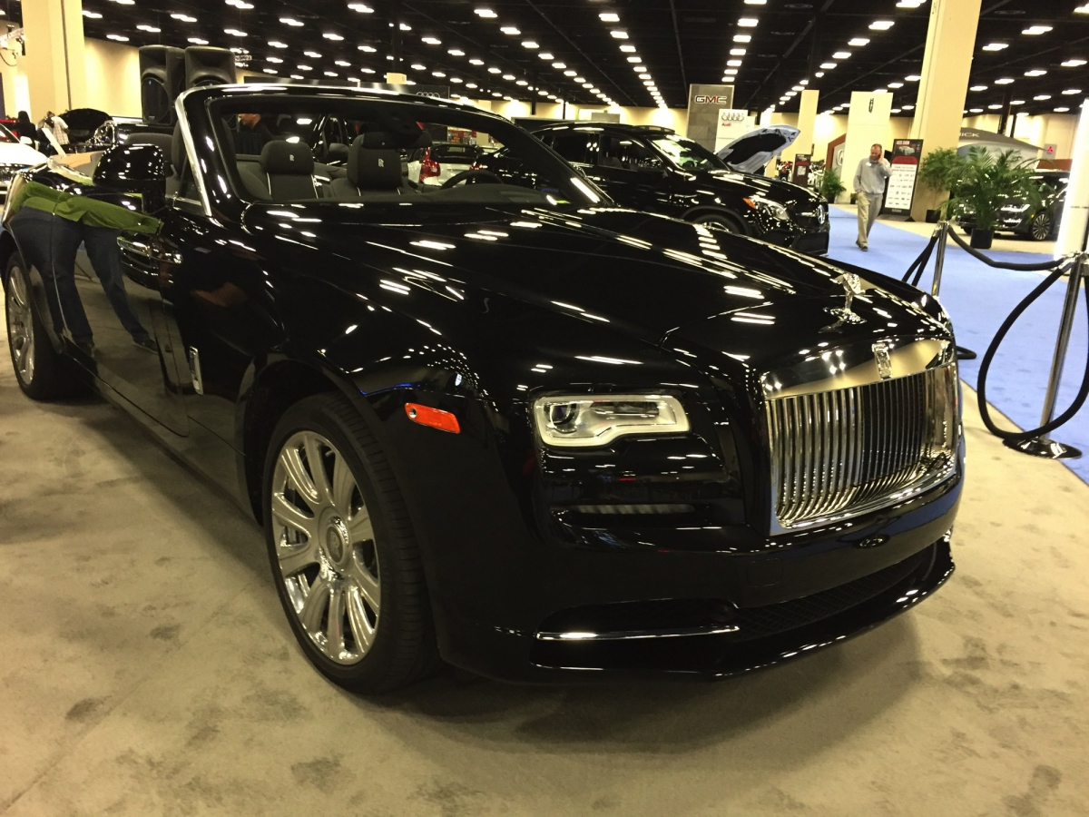San Antonio Car Show  Convention Center