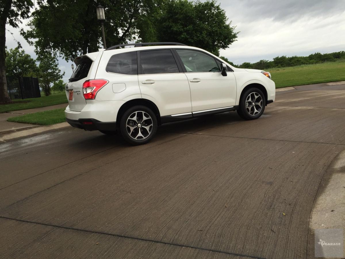 2016 Subaru Forester If Elizabeth Warren Were An Suv Txgarage