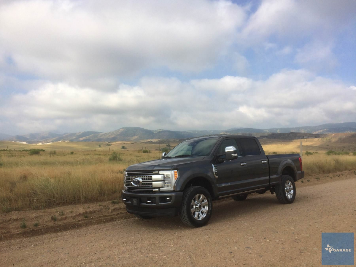 Truck Blue Book >> Ford's 2017 F-Series Super Duty: A Pickup Line That Works ...