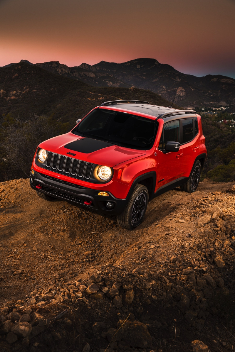 2016 Jeep Truck >> 2017 Jeep Renegade Trailhawk - Quick Drive Review | txGarage