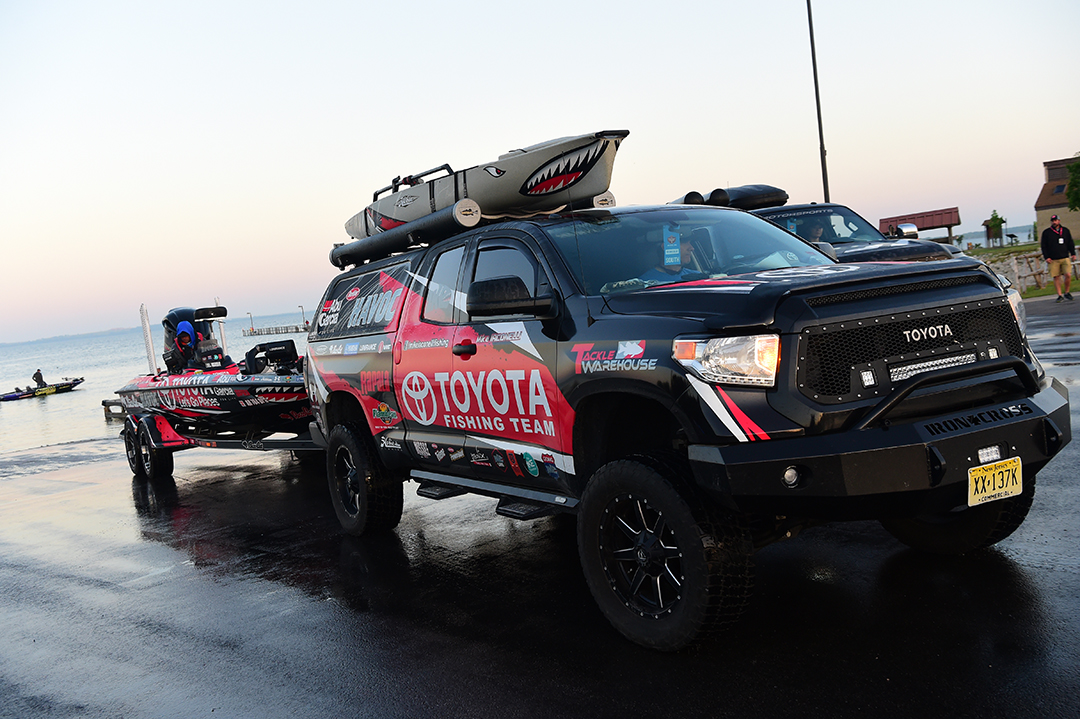 FISHING FOR A CHANNEL? 2016 TOYOTA TEXAS BASS CLASSIC TO ...