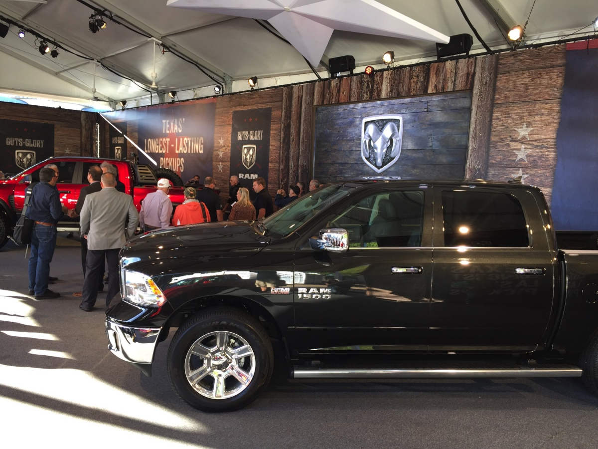 Don't Be Lonely: Ram Truck Debuts Lone Star Silver Edition ...