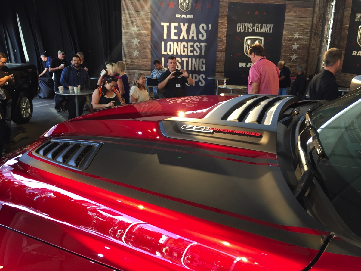 Ram S Rebel Trx Concept Revealed At State Fair Of Texas