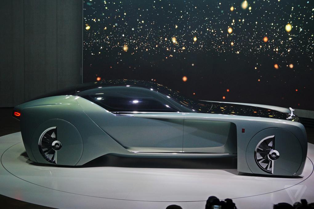 Land Rover Dallas >> Rolls Royce 103EX: The Concept of Tomorrow – Today | txGarage