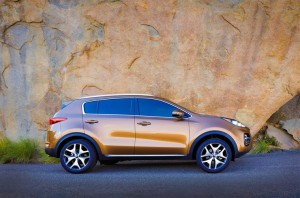 10920 2017 Sportage SX Turbo AWD