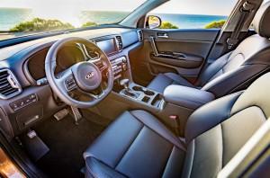 10928 2017 Sportage SX Turbo AWD