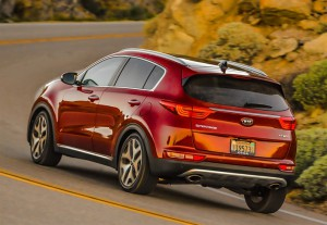 11293 2017 Sportage SX Turbo 2WD